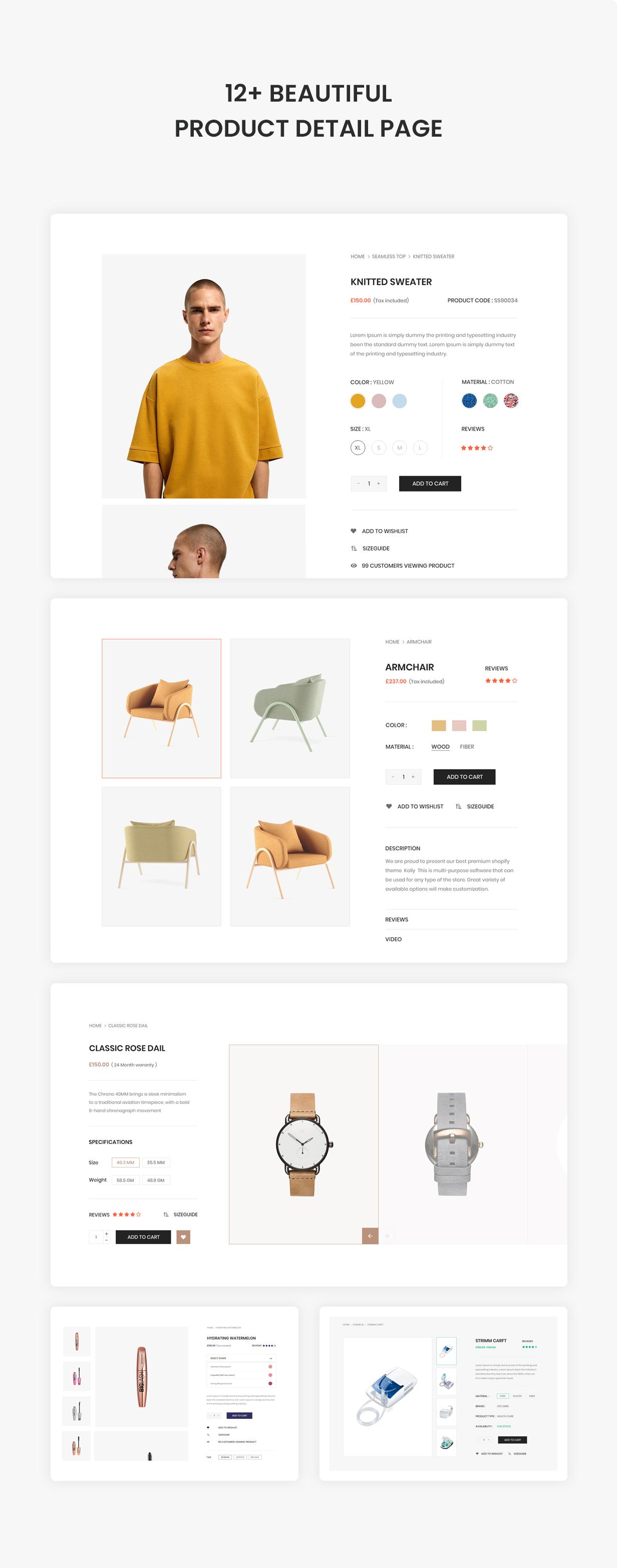Kolly- Best Multipurpose Shopify Theme - 5