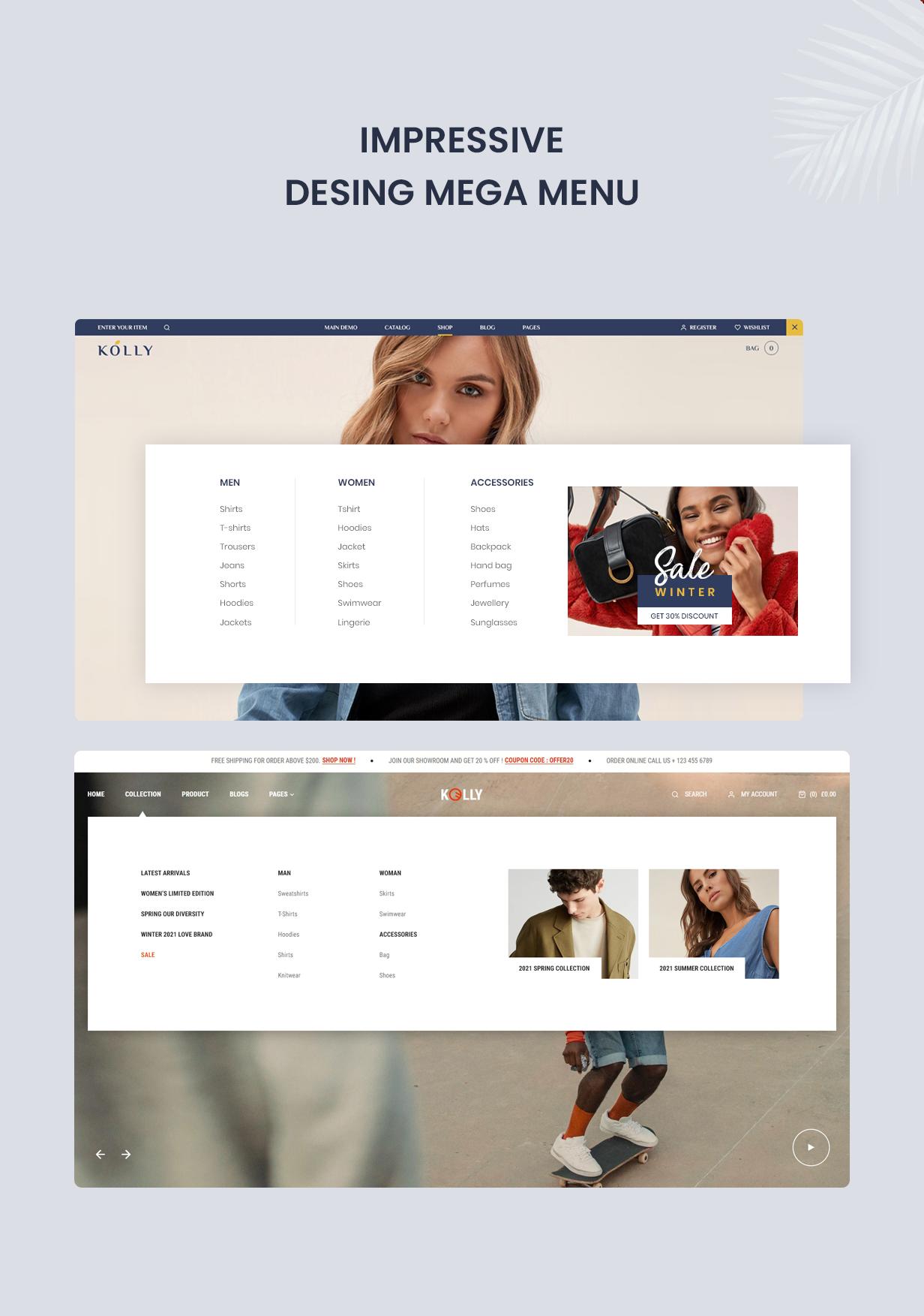 Kolly- Best Multipurpose Shopify Theme - 7